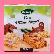 biotrend müsliriegel lidl Weight Watchers