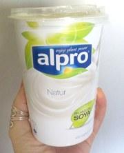 alpro soja joghurtalternative