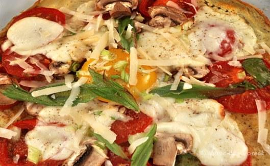 frühstückspizza
